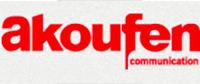 Logo Akoufen Reynald Dal Barco