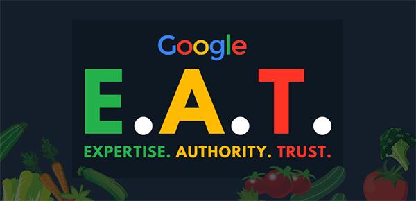Référencement naturel Angers Google EAT